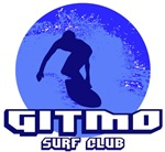 Gitmo Surf Club T-shirts & Gifts