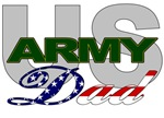 US Army Dad Military T shirts & Gifts