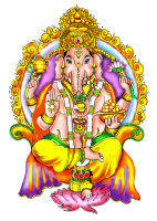 What Would Ganesh Do? (Traditional Design)