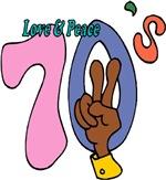 Love & Peace 70's