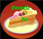 Sweetie Pie t-shirt and gifts