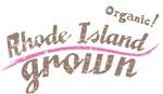 Organic! Rhode Island Grown!