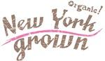 Organic! New York Grown!