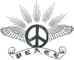 2016 Calendar Peace wing