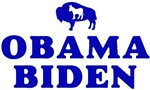 Buffalo Donkey Obama/Biden
