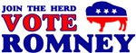 Join the Herd: VOTE ROMNEY