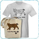 Polydactyl PixieBob T-Shirts and Gifts