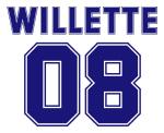 WILLETTE 08