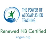 Renewed NB Certified (Wow!)