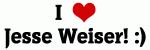 I Love Jesse Weiser! :)