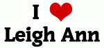I Love Leigh Ann