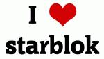 I Love starblok