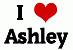 I Love Ashley