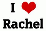 I Love Rachel