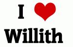 I Love Willith