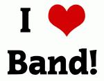 I Love Band!