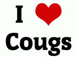 I Love Cougs