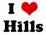 I Love Hills