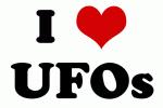 I Love UFOs