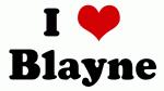 I Love Blayne