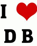I Love D B