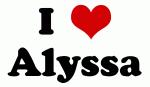 I Love Alyssa