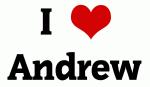 I Love Andrew