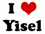 I Love Yisel