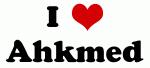 I Love Ahkmed