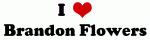 I Love Brandon Flowers