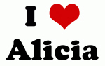 I Love Alicia