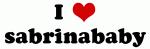 I Love sabrinababy