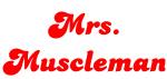 Mrs. Muscleman