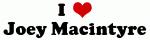 I Love Joey Macintyre