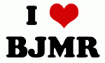 I Love BJMR