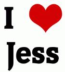 I Love Jess