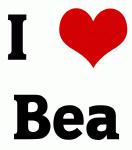 I Love Bea