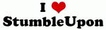 I Love StumbleUpon