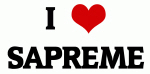 I Love SAPREME