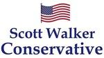 Scott Walker Conservative