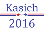 John Kasich stars and stripes