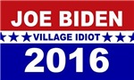 Joe Biden village idiot 2016
