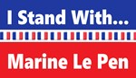 I Stand With Le Pen