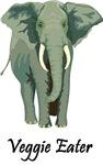 Veggie Eater Elephant