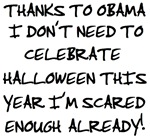 A Obama Halloween