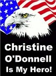 Christine O'Donnell is my Hero