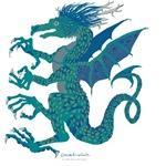 Winter King Dragon
