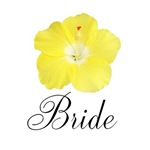 Tropical Yellow Bride