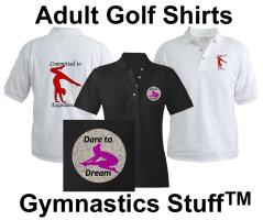 Gymnastics Shirts at Gymnastics Stuff