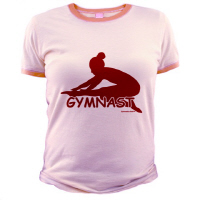 Gymnastics Apparel - Ringer T-shirts